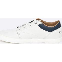 Lacoste - Buty. Szare buty skate męskie Lacoste, z gumy, na sznurówki. W wyprzedaży za 339,90 zł.