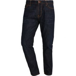 Jeansy męskie regular: Nudie Jeans BRUTE KNUT Jeansy Relaxed Fit blues