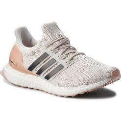 Buty adidas - UltraBoost W BB6492 Clowhi/Carbon/Ftwwht. Czarne buty do biegania damskie marki Adidas, z kauczuku. W wyprzedaży za 519,00 zł.