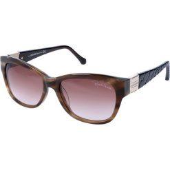 """Okulary przeciwsłoneczne damskie: Okulary przeciwsłoneczne """"RC785T"""" w kolorze brązowym"""