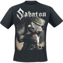 Sabaton Sparta T-Shirt czarny. Czarne t-shirty męskie z nadrukiem Sabaton, l, z okrągłym kołnierzem. Za 79,90 zł.