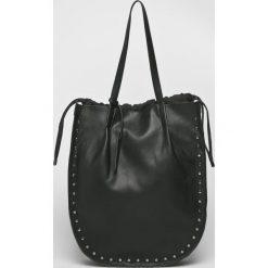 Medicine - Torebka Scottish Modernity. Szare torebki klasyczne damskie MEDICINE, z materiału, duże. Za 149,90 zł.