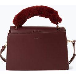 Inyati - Torebka damska – Olivia, czerwony. Czerwone torebki klasyczne damskie Inyati, z futra. Za 279,95 zł.