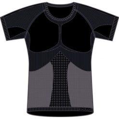 Odlo Koszulka tech. Shirt s/s crew neck EVOLUTION WARM - 180911 - 180911S. Czarne topy sportowe damskie Odlo, s. Za 229,95 zł.