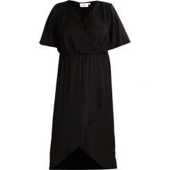 Długie sukienki: Zizzi Długa sukienka black