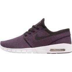 Nike SB STEFAN JANOSKI MAX Tenisówki i Trampki black/pro purple/white. Czarne tenisówki męskie Nike SB, z materiału. Za 499,00 zł.