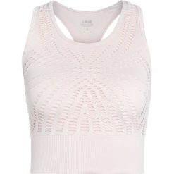 Casall YOGA OPEN STRUCTURE Top blush pink. Czerwone topy damskie Casall, s, z elastanu. Za 209,00 zł.