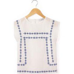 Bluzki dziewczęce bawełniane: Bluzka z krótkim rękawem 3-12 lat