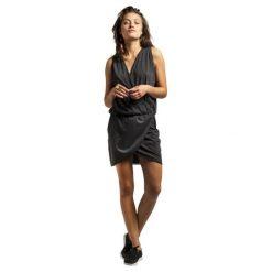 Sukienki hiszpanki: Protest Sukienka Damska Typical M Ciemnoszary