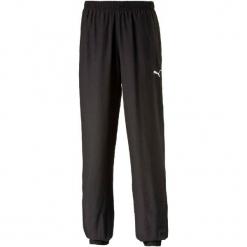 Puma Spodnie Dresowe Ess Woven Pants Cl Black M. Czarne bryczesy damskie Puma, m, z dresówki. W wyprzedaży za 109,00 zł.