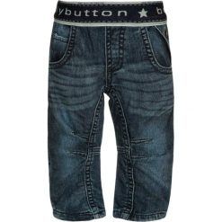Chinosy chłopięce: bellybutton Jeansy Straight Leg blue denim