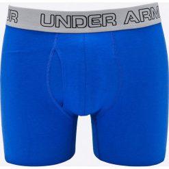 Under Armour - Bokserki Cotton Stretch 6 3 Pack  (3-pack). Niebieskie bokserki męskie marki Quiksilver, z materiału, sportowe. W wyprzedaży za 139,90 zł.