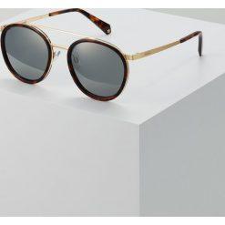 Okulary przeciwsłoneczne damskie aviatory: Polaroid Okulary przeciwsłoneczne dark havana
