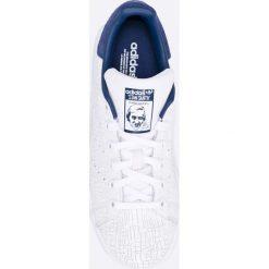 Adidas Originals - Buty Stan Smith. Brązowe buty sportowe damskie marki adidas Originals, z bawełny. W wyprzedaży za 269,90 zł.