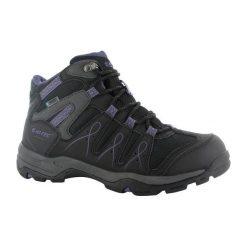 Buty trekkingowe damskie: Hitec Multiplex Buty Damskie Montevideo Wp Wo's Black/charcoal/grape r. 36