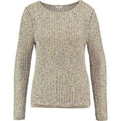 Sweter w kolorze beżowym. Brązowe swetry oversize damskie Gerry Weber, z bawełny. W wyprzedaży za 108,95 zł.