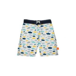 Odzież chłopięca: LÄSSIG Boys Splash & Fun Spodenki kąpielowe white