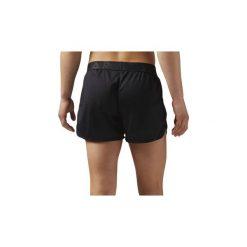 Szorty i Bermudy  Reebok Sport  Spodenki Workout Ready. Czarne bermudy damskie Reebok Sport, sportowe. Za 99,95 zł.