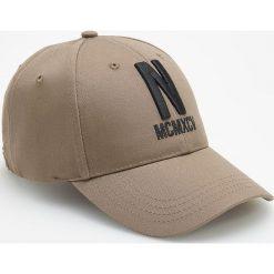 Czapka z daszkiem - Beżowy. Brązowe czapki z daszkiem męskie Reserved. Za 39,99 zł.