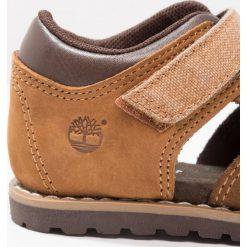 Timberland POKEY PINE FISHERMAN Sandały brown. Niebieskie sandały męskie skórzane marki Timberland. Za 269,00 zł.