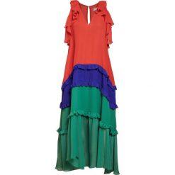 Długie sukienki: Three Floor DOWNTOWN Długa sukienka orange