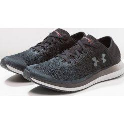 Under Armour THREADBORNE VELOCITI Obuwie do biegania treningowe anthracite. Szare buty do biegania męskie marki Under Armour, z gumy. W wyprzedaży za 381,75 zł.