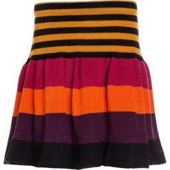 Sonia Rykiel RAYEE Spódnica mini multicolor. Brązowe minispódniczki marki Sonia Rykiel, z materiału. W wyprzedaży za 396,75 zł.
