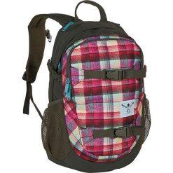"""Plecaki damskie: Plecak """"School"""" w kolorze oliwkowo-różowym – 30 x 48 x 18 cm"""