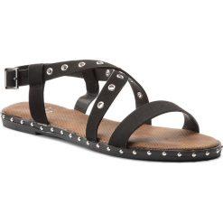 Sandały damskie: Sandały JENNY FAIRY – LS4600-03 Czarny