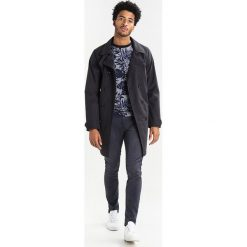 Swetry klasyczne męskie: Scotch & Soda CLASSIC MELANGE CREWNECK Sweter dark blue