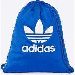 Adidas Originals - Plecak. Czarne plecaki damskie marki adidas Originals, z materiału. W wyprzedaży za 49,90 zł.