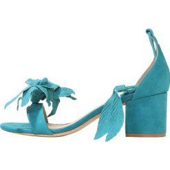 Rzymianki damskie: Schutz Sandały caribe blue