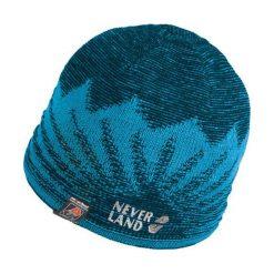 Czapki męskie: NEVERLAND Czapka męska Rock niebieska (P-04-ROCK-485-UNI)