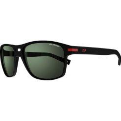 """Okulary przeciwsłoneczne """"Bergen"""" w kolorze czarno-zielonym. Brązowe okulary przeciwsłoneczne damskie marki Triwa, z tworzywa sztucznego. W wyprzedaży za 215,95 zł."""