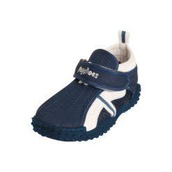 Playshoes  Buty do wody Sportiv marine - niebieski. Niebieskie buciki niemowlęce chłopięce Playshoes. Za 59,00 zł.