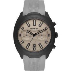Zegarek DIESEL - Tumbler DZ4498 Grey/Black. Czarne zegarki męskie Diesel. Za 1199,00 zł.