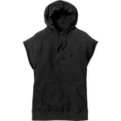 Bejsbolówki męskie: Bluza bez rękawów Regular Fit bonprix czarny
