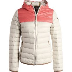 Icepeak THEA Kurtka puchowa natural white. Białe kurtki damskie Icepeak, z materiału. W wyprzedaży za 299,25 zł.