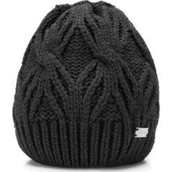 85-HF-027-1 Czapka damska. Czarne czapki damskie Wittchen, na zimę, z dzianiny. Za 49,00 zł.