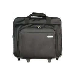 TARGUS TBR003EU-50. Czarne torby na laptopa Targus, w paski, z materiału. Za 274,69 zł.
