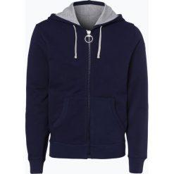 Bluzy męskie: North Sails - Męska bluza rozpinana, niebieski