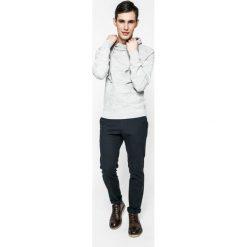 Medicine - Sweter Nocturnal. Szare swetry klasyczne męskie marki MEDICINE, l, z bawełny, z kapturem. W wyprzedaży za 99,90 zł.