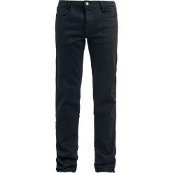Jeansy męskie regular: Black Premium by EMP Marc Unwashed (Loose Fit) Jeansy czarny