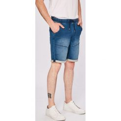 Blend - Szorty. Szare szorty męskie marki Blend, z bawełny, casualowe. W wyprzedaży za 99,90 zł.