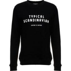 Samsøe & Samsøe SCANDINAVIAN Bluza black. Czarne bejsbolówki męskie Samsøe & Samsøe, l, z bawełny. Za 369,00 zł.