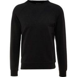 Emporio Armani FELPA Bluza nero. Czarne bluzy męskie Emporio Armani, l, z bawełny. Za 559,00 zł.