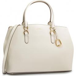 Torebka LAUREN RALPH LAUREN - 431723642005  Vanilla. Białe torebki klasyczne damskie Lauren Ralph Lauren, ze skóry. Za 1439,00 zł.