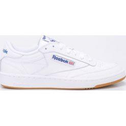 Reebok Classic - Buty Club C 85. Szare buty skate męskie Reebok Classic, z materiału, na sznurówki, reebok classic. W wyprzedaży za 329,90 zł.