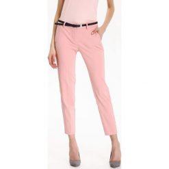 Spodnie damskie: SPODNIE DŁUGIE DAMSKIE KLASYCZNE, WĄSKIE