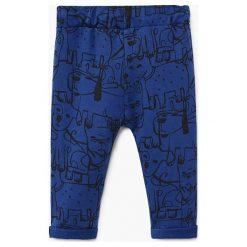Odzież dziecięca: Mango Kids - Spodnie dziecięce Mateopr 80-104 cm
